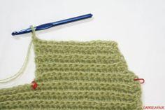 Cardigan crosetat manual; tutorial cu poze si explicatii Crochet Top, Tops, Women, Capricorn, Fashion, Crochet Vest Pattern, Sweater Vests, Tejidos, Patterns