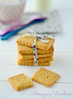 Receta galletas Lotus