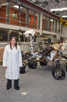 Danielle Nuding, JPL