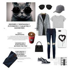 """Untitled #19"" by aliensy ❤ liked on Polyvore featuring moda, Frame Denim, DL1961 Premium Denim, New Balance, Keds, 3.1 Phillip Lim, Zero Gravity, Monki, women's clothing e women's fashion"