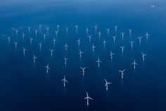 Windmills of the sea | Discovered from Dream Afar New Tab