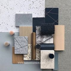 Put your ideas in a moodboard and let your interior design projects become reality.The post 4 Colourful Moodboards to Inspire You appeared first on Dekoration. Interior Design Blogs, Mood Board Interior, Home Design, Moodboard Interior Design, Luxury Interior, Swedish Interior Design, Nordic Interior, Diy Interior, Cafe Interior
