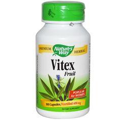 Vitex 400 mg. - 100 Capsules