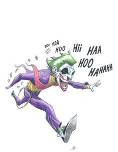 Joker by NathanChristopher.deviantart.com on @DeviantArt