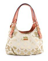 NEW AUTHENTIC COACH MADISON OP ART MAGGIE (Khaki/Terracotta) From Coach - Bags or Shoes Shop