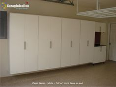 Lovely Wall Mounted Garage Storage Cabinets