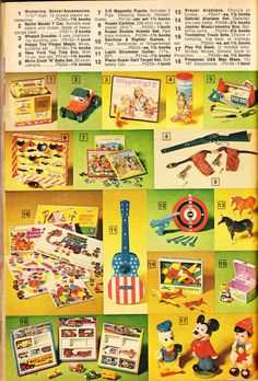 Livin' the Dream with Green Stamps: A 1975 Catalog - Flashbak Stove Accessories, Toy Catalogs, Stamp Catalogue, Good Old, Vintage Ads, Childhood Memories, 3 D, Kids Rugs, Stamp Book
