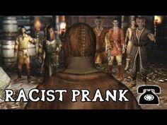 Racist Nord Prank Call - Prank Call Machinima - YouTube