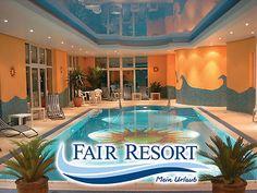 5TAGE WELLNESS ALL INCLUSIVE RELAXURLAUB in THÜRINGEN im RESORT HOTEL Pool Saunasparen25.com , sparen25.de , sparen25.info