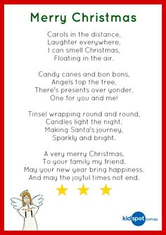 Christmas Poems for Kids | Classroom Jr. Description from ideastoget.tk. I searched for this on bing.com/images
