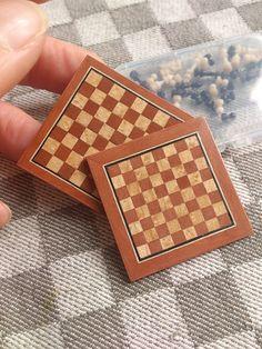 petit: making a chess board