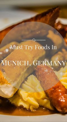 Must Try Foods In Munich Germany. Rest your weary feet after a day of exploring in the underbelly of the city. Located underneath the Marienplatz town hall, in the old beer cellars, is the delightful traditional German beer house and restaurant of Ratskeller.  Click to read more at http://www.divergenttravelers.com/things-to-do-munich-itinerary/