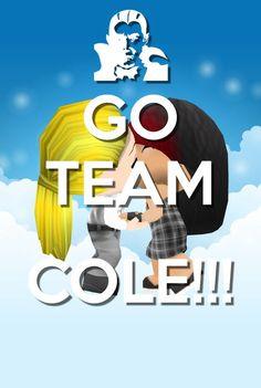 Team cole