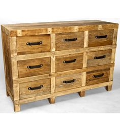 Amisfield Nine Drawer Chest