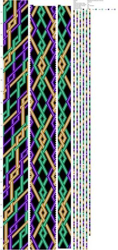 Переплёточка зигзагов (22) ToskaTusk (22) http://crochetbeadpaint.info/raports/2111113