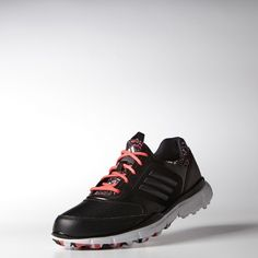 A global leader in golf footwear and apparel, adidas Golf creates gear engineered to improve golf performance. Womens Golf Shoes, Adidas Golf, Colorful Shoes, Golf Ball, Skechers, Sport Golf, Footwear, Nike, Sandals
