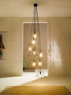 General lighting | Suspended lights | Idea paralumi suspension. Check it out on Architonic
