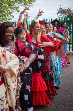 Sorelle al Congresso di Twikenham 2014