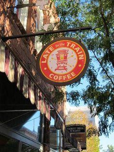 Late For The Train Coffee - Flagstaff, Arizona
