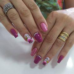 Nail Arts, Nail Polish, Nails, Nail Ideas, Beauty, Nail Bling, Work Nails, Enamels, Cake