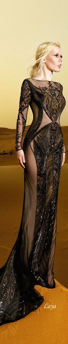 DANY TABET Spring-Summer 2015 COUTURE