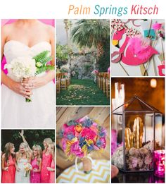 Palm Springs Chic or Palm Springs Kitsch?!! Wedding Inspiration & Ideas see more at http://www.wantthatwedding.co.uk/2015/03/15/palm-springs-chic-or-palm-springs-kitsch-wedding-inspiration-ideas/