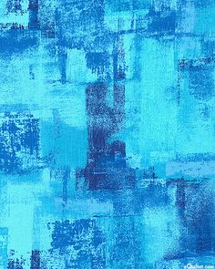 eQuilter Textura - Painter's Gesso - Bahama Blue aqua teal turquoise