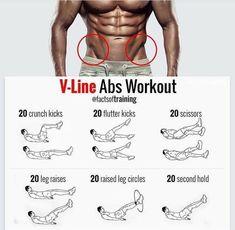 V-Line Abs Workout