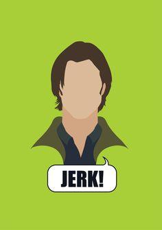 Jared Padalacki AKA... Sam Winchester