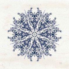 Framed Bohemian Vibes VII Mandala Blue Print Pattern Art, Color Trends, New Art, Custom Framing, Bohemian Style, Framed Art, Color Schemes, Mandala, June
