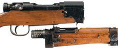 Extremely Rare Nagoya Arsenal Arisaka Type 100 Bolt Action Paratrooper Rifle
