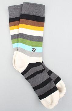 Stance Socks Baxter Black