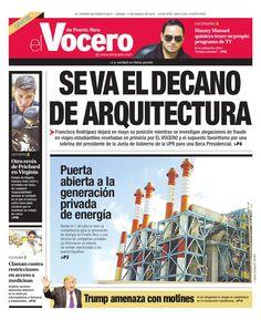 Edición 17 de Marzo 2016  El Vocero de Puerto Rico