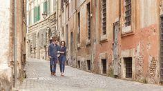Romantic Rome Engagement Shoot | Teresa Carnuccio | In Love Italy Photography | Bridal Musings Wedding Blog 25