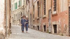 Romantic Rome Engagement Shoot | Teresa Carnuccio | In Love Italy Photography | Bridal Musings Wedding Blog 25