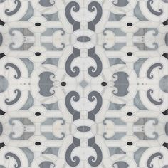 Michael S Smith Cosmati Stone Mosaic Tile - Ann Sacks Tile & Stone