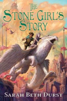 Cover image for The stone girl's story