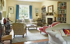 Interiors: an 18th-century cottage gets a facelift - Telegraph