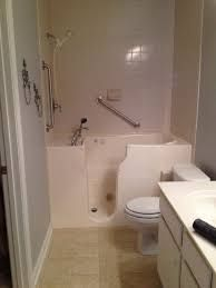 walk in whirlpool tub with shower. Image result for small 5 x 8 bathroom ideas with separate tub and shower walk in combo  Walk tubs showers are especially