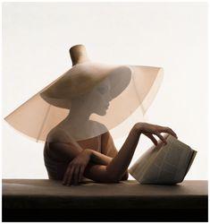 """Re Edit"" Irving Penn, Vogue, July 2004"