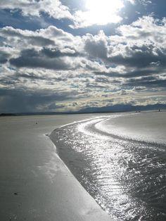 Nelson beach, New Zealand
