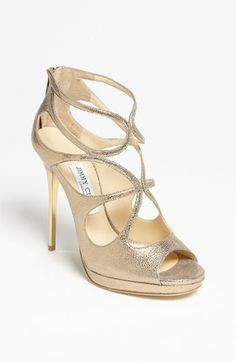 Jimmy Choo 'Loila' Sandal | Nordstrom | Featured today on Style Me Pretty