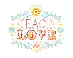 Teach Love by katiedaisy, via Flickr