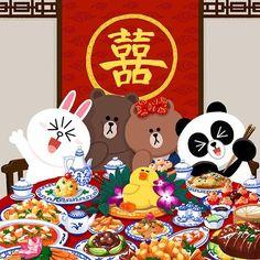 Bon appetite, line family