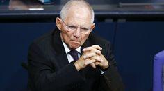 Σόιμπλε: Στην παρούσα φάση δεν πρόκειται να δεχθούμε μείωση χρέους