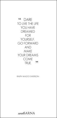 Inspiration from Ralph Waldo EmersonSarah Sarna   A Lifestyle Blog