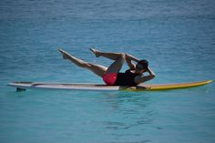 Have you ever heard of SUP Fitness? It's one of the most to tone your core. Wellness Resort, Wellness Spa, Health And Wellness, Fun Exercises, Senses Spa, Hip Problems, Resort Spa, Core, Workout
