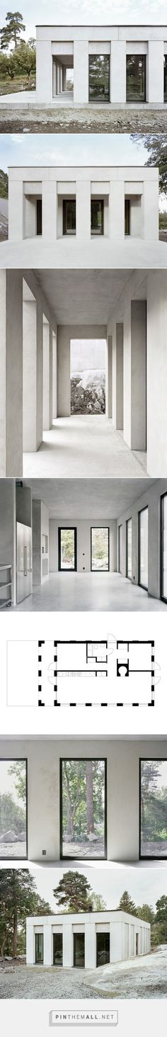 House Skuru / Hermansson Hiller Lundberg | ArchDaily - created via http://pinthemall.net