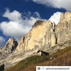 Central Dolomites.  #Repost @activamentedolomiti