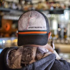These craft breweries are raising the bar for merchandise with their custom hats. Don& fall wayside to your competitors by missing out on this growing trend. Distillery, Brewery, Beer Store, Tasting Room, Custom Hats, Apparel Design, Carhartt, Craft Beer, Baseball Cap